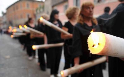 Feste e Tradizioni – la processione dei ceri, Rieti