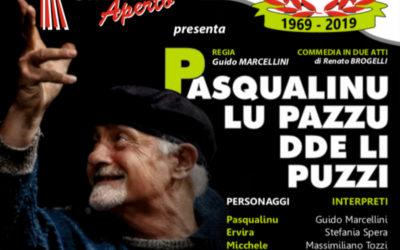 Sipario Aperto presenta Pasqualinu lu Pazzu dde li puzzi