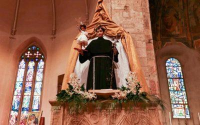 Conclusione Festeggiamenti Giugno Antoniano 2020