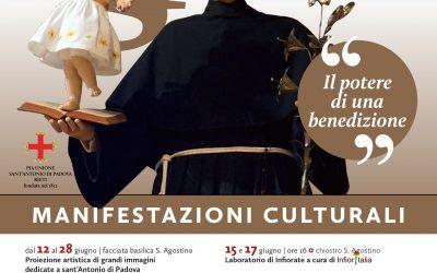 Giugno Antoniano Reatino Programma Culturale 2021